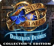 Mystery Tales: Dangerous Desires Collector's Edition Game Featured Image