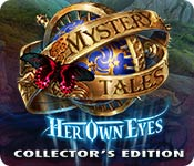 Mystery Tales: Her Own Eyes Collector's Edition Game Featured Image