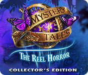 Mystery Tales: The Reel Horror Collector's Edition Game Featured Image