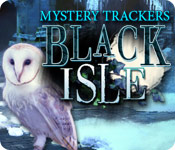 Mystery Trackers: Black Isle - Mac