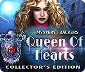 Mystery Trackers: Queen of Hearts Collector's Edition Game Featured Image