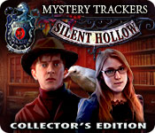 Mystery Trackers: Silent Hollow Collector's Edition Game Featured Image