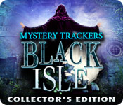 Mystery Trackers: Black Isle Collector&#039;s Edition