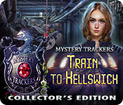 Mystery Trackers: Train to Hellswich Collector's Edition Game Featured Image