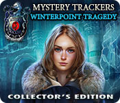 Mystery Trackers: Winterpoint Tragedy Collector's Edition Game Featured Image