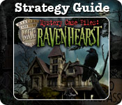 Mystery Case Files Ravenhearst ™: Puzzle Door Strategy Guide Feature Game
