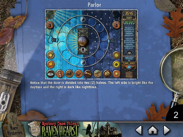 Click To Download Mystery Case Files Ravenhearst ™: Puzzle Door Strategy Guide