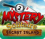 Mystery Solitaire: Secret Island Game Featured Image