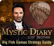 Mystic Diary: Lost Brother Strategy Guide feature