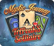 Mystic Journey: Tri Peaks Solitaire Game Featured Image