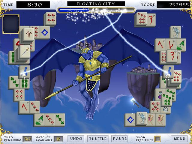 Bezpłatne pobieranie Mythic Mahjong