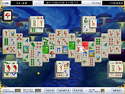 in-game screenshot : Mythic Mahjong (pc) - Can you match the two Magic Gems?