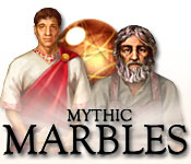 Mythic Marbles Feature Game