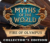 Myths of the World: Fire of Olympus Collector's Edition Game Featured Image