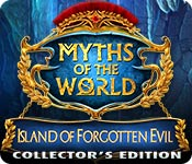 Myths of the World: Island of Forgotten Evil Collector's Edition for Mac Game