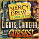 Free online games - game: Nancy Drew Dossier: Lights, Camera, Curses