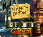 Nancy Drew Dossier: Lights, Camera, Curses - Online