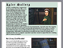 in-game screenshot : Nancy Drew: The Haunting of Castle Malloy Strategy Guide (pc) - Get helpful advice and strategy tips.