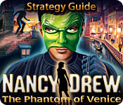 Nancy Drew: The Phantom of Venice Strategy Guide Feature Game