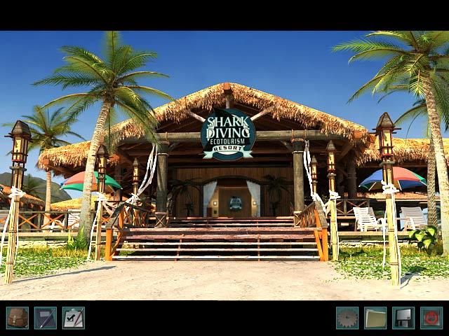 Nancy Drew: Ransom of the Seven Ships Screenshots