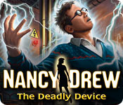 Nancy Drew: The Deadly Device Game Featured Image