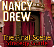 Nancy Drew: The Final Scene Strategy Guide feature