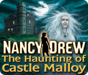 Nancy Drew: The Haunting of Castle Malloy Feature Game