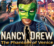 Nancy Drew: The Phantom of Venice Feature Game