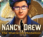 Nancy Drew: The Shattered Medallion Game Featured Image