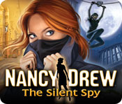 Nancy Drew: The Silent Spy Game Featured Image