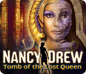 Nancy Drew: Tomb of the Lost Queen Game Featured Image