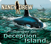 Nancy Drew - Danger on Deception Island Feature Game