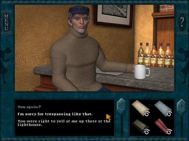 Nancy Drew - Danger on Deception Island Screenshot http://games.bigfishgames.com/en_nancydrewdangerond/screen2.jpg