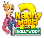 Nanny Mania 2: Goes to Hollywood Game Featured Image