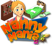 Nanny Mania Game Featured Image