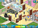 in-game screenshot : Nanny Mania (pc) - Manage a busy household as a nanny.