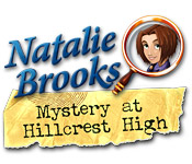 Natalie Brooks: Mystery at Hillcrest High Game Featured Image