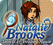 Natalie Brooks: Secrets of Treasure House Feature Game