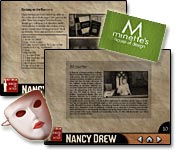 Nancy Drew - Danger by Design Strategy Guide Game
