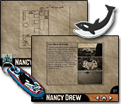 Nancy Drew - Danger on Deception Island Strategy Guide Game
