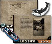 Nancy Drew - Danger on Deception Island Strategy Guide Game