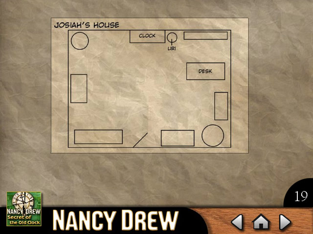 Nancy Drew - Secret Of The Old Clock Strategy Guide - Get the Strategy Guide!