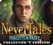 Buy PC games online, download : Nevertales: Forgotten Pages Collector's Edition