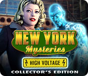 New York Mysteries: High Voltage Collector's Edition Game Featured Image