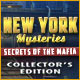 Dator spele: : New York Mysteries: Secrets of the Mafia Collector's Edition