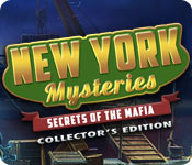 New York Mysteries: Secrets of the Mafia Collector's Edition for Mac Game