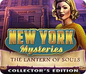 New York Mysteries: The Lantern of Souls Collector's Edition Game Featured Image