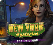 Buy PC games online, download : New York Mysteries: The Outbreak