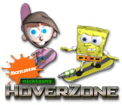 Nicktoons: Hoverzone Game Featured Image