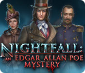 Nightfall: An Edgar Allan Poe Mystery Game Featured Image